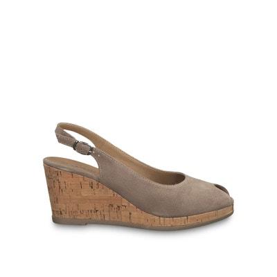 8645006bc06 Pagiolo Leather Sandals Pagiolo Leather Sandals TAMARIS