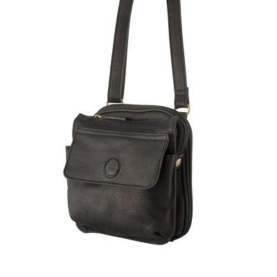 163833015dcf Petit sac Nuvola Pelle pour homme en cuir véritable avec bandoulière Petit  sac Nuvola Pelle pour