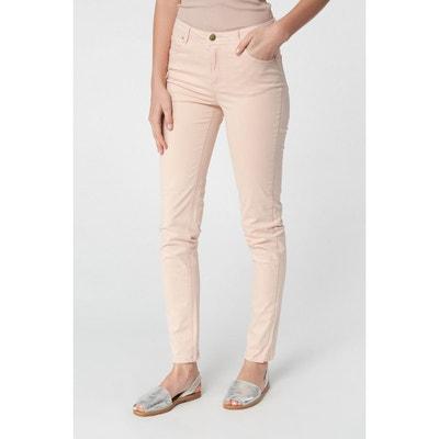 612cc28f6997 Pantalon slim taille haute Pantalon slim taille haute BEST MOUNTAIN