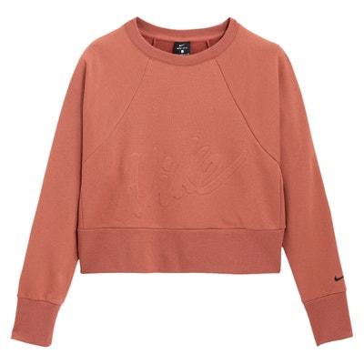 Korte sweater met ronde hals Dry Get Fit Korte sweater met ronde hals Dry Get Fit NIKE