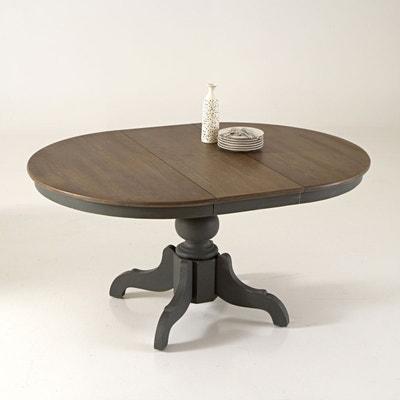 Table gris et blanc | La Redoute