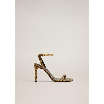 Sandales Vicky serpent