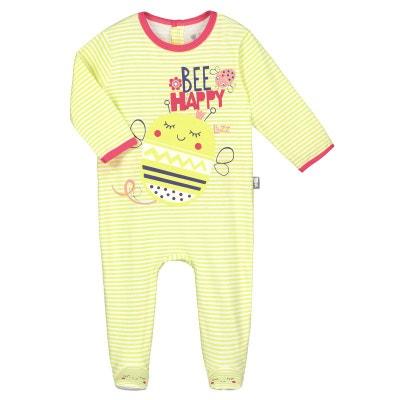 Pyjama bébé Bee Happy Pyjama bébé Bee Happy PETIT BEGUIN 601a8004762