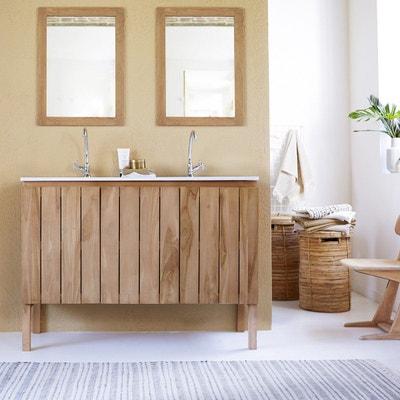 Salle de bain bois clair en solde | La Redoute