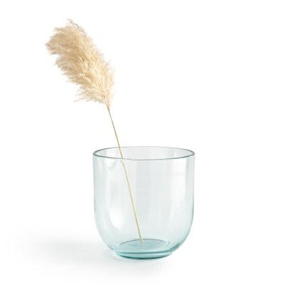 Lage vaas in gerecycleerd glas Swadine Lage vaas in gerecycleerd glas Swadine LA REDOUTE INTERIEURS
