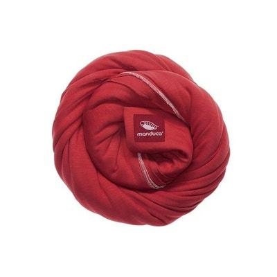 5740774cefc Echarpe de portage Sling Rouge Echarpe de portage Sling Rouge MANDUCA. «