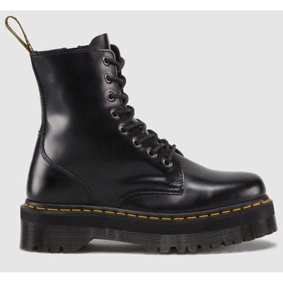 68febf7b41bc7b Boots cuir à lacet Jadon DR MARTENS