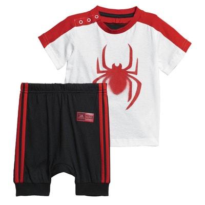 031ce824f54b1 Ensemble Marvel Spider-Man Summer Ensemble Marvel Spider-Man Summer adidas  Performance
