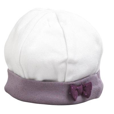 DressLksnf Bandeau Bonnet de Naissance en Coton pour b/éb/é Filles Perle Papillon Chapeaux tricot/és Enfant Filles 0-6 Mois