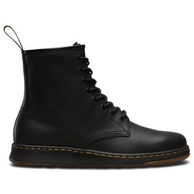 127ba9d9 Newton Leather Lace-Up Ankle Boots Newton Leather Lace-Up Ankle Boots DR  MARTENS
