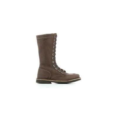 812acaba079811 Chaussures femme Kickers en solde   La Redoute