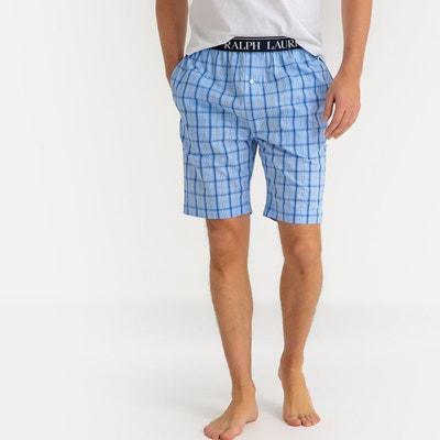 Short de pyjama ceinture élastiquée pur coton POLO RALPH LAUREN 1a2f688c251