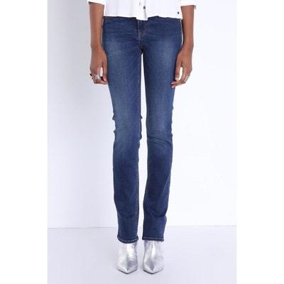 Jean regular taille haute Jean regular taille haute BONOBO. Soldes 512202d9c34