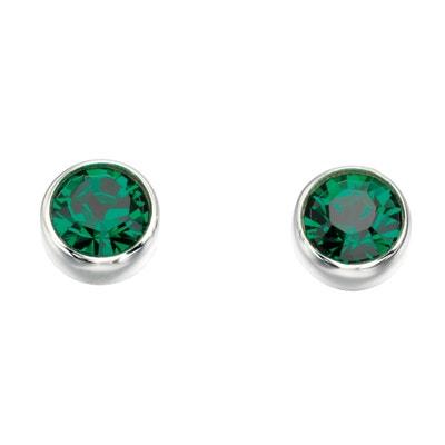 d57f51a7629fd Earrings for Women | Silver & Gold Plated | Zirconia BEGINNINGS | La ...