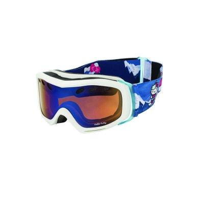 374456dc43377 Masque de ski pour enfant DEMETZ Bleu MSKI HELLO KITTY Bleu Masque de ski  pour enfant