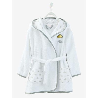 965e9e3a0d24c Peignoir de bain enfant à capuche Peignoir de bain enfant à capuche  VERTBAUDET. «