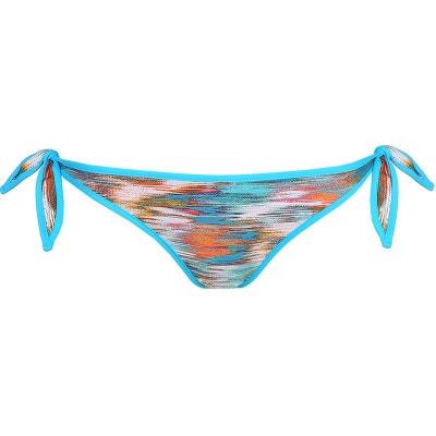 60051412b8 Slip de bain taille basse ficelle Marie-Jo JULIETTE caribbean blue MARIE JO