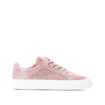 Baskets cometa gliter rose Victoria | La Redoute