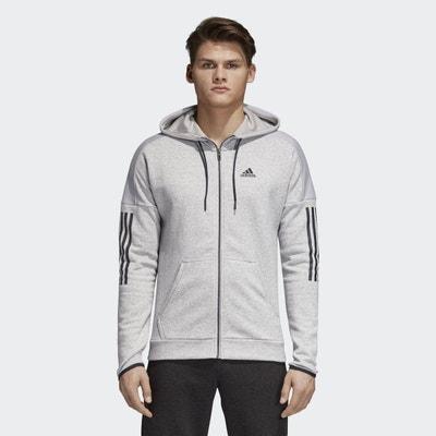5c79abf017 Veste à capuche Sport ID Fleece adidas Performance