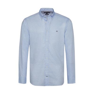 eea66b17d Camisa corte direito TOMMY HILFIGER
