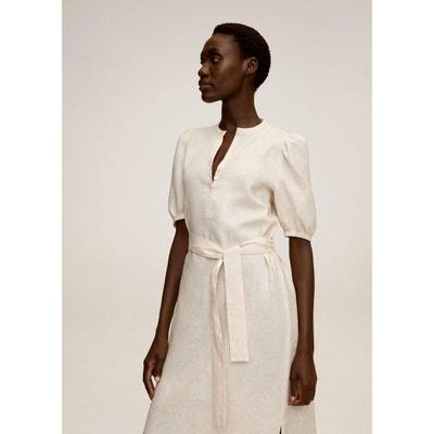 Robe 3 Trous Lin La Redoute
