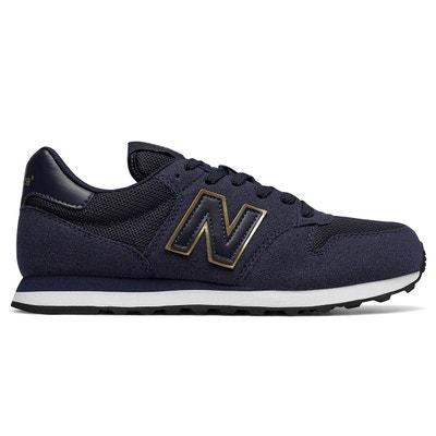 chaussures new balance femme bleue