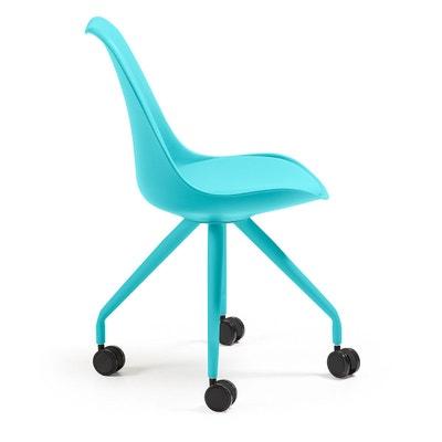 Chaise Bureau Ralf Bleu KAVE HOME