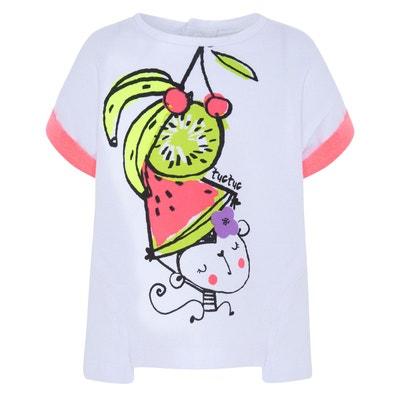 1f8945e39d0d5 Tee-shirt en jersey fruit festival Tee-shirt en jersey fruit festival TUC  TUC