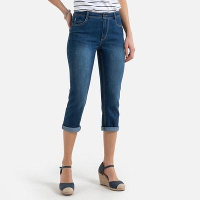 3/4 jeans in stretch denim 3/4 jeans in stretch denim ANNE WEYBURN