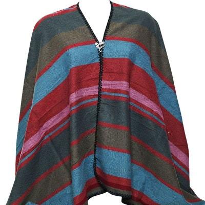 Châle laine rosi Châle laine rosi CHAPEAU-TENDANCE 0aa44171413