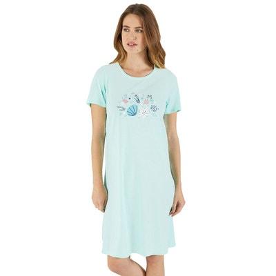 c121a4d37e252 Lot de 2 chemises de nuit longueur 95cm Lot de 2 chemises de nuit longueur  95cm. (0). Soldes