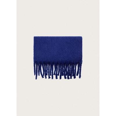 Echarpe bleu ciel femme en solde   La Redoute 9202b90ca54
