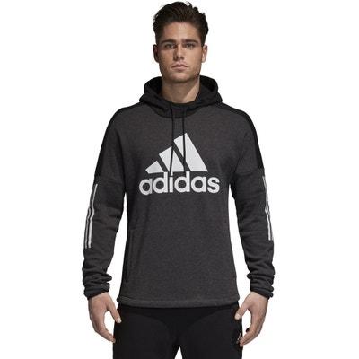 Sweat com capuz adidas Performance 8f66906eb642a