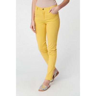 b1b761c43df5 Pantalon slim taille haute Pantalon slim taille haute BEST MOUNTAIN