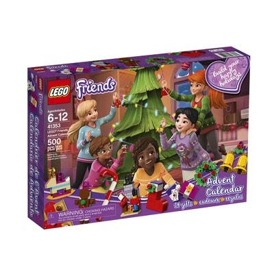 Calendrier De L Avent Voiture.Lego Friends Voiture La Redoute