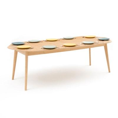 fd538ac12bc580 Table à allonges BIFACE, 4 à 10 couverts LA REDOUTE INTERIEURS