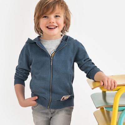 e9decf9d55313 Gilet garçon - Vêtements enfant 3-16 ans en solde   La Redoute