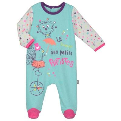 276193893e0c6 Pyjama bébé velours Petite Troupe PETIT BEGUIN