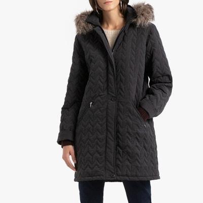 prix de gros design intemporel chercher Doudoune femme noire capuche | La Redoute