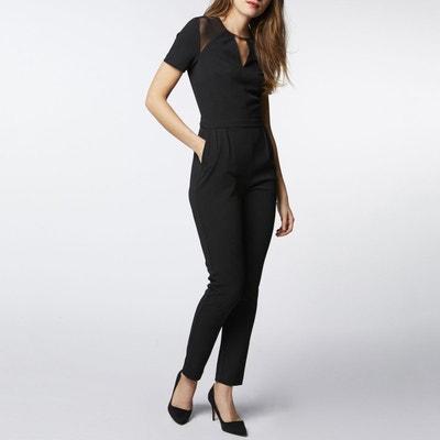 d0dd2814ea Combinaison pantalon PLUNA, col V Combinaison pantalon PLUNA, col V MORGAN