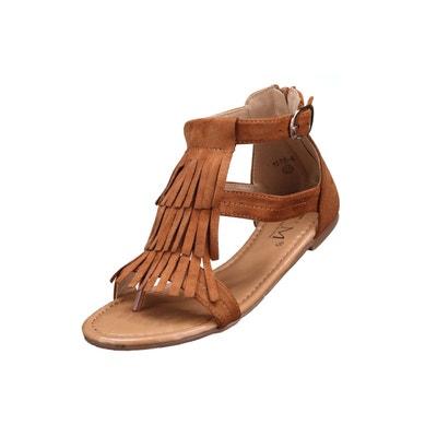 5aad35dfa6860d Sandale femme C M 1372-6 Camel LEADER MODE