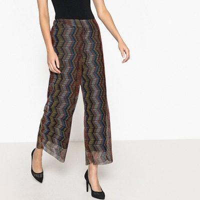 083adc6bf3 Pantalon loose, large Pantalon loose, large LA REDOUTE COLLECTIONS