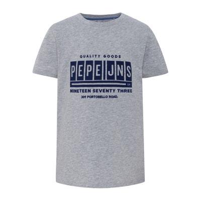 Camiseta estampada 8 - 16 años Camiseta estampada 8 - 16 años PEPE JEANS d48356157d1d