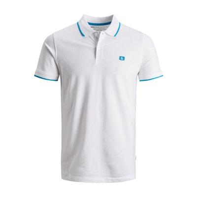 37a6a3e6e5c Contrast Trim Polo Shirt Contrast Trim Polo Shirt JACK   JONES