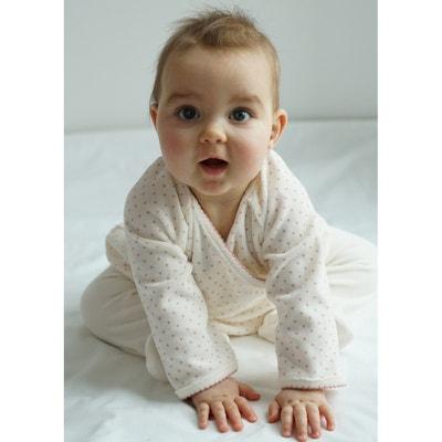 Pyjama in fluweel, prema - 2 jaar Pyjama in fluweel, prema - 2 jaar LA REDOUTE COLLECTIONS