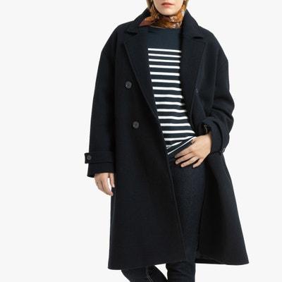 Halflange jas met overjas stijl Halflange jas met overjas stijl LA REDOUTE COLLECTIONS PLUS