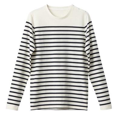 T-shirt met lange mouwen, Thibault T-shirt met lange mouwen, Thibault LA REDOUTE COLLECTIONS