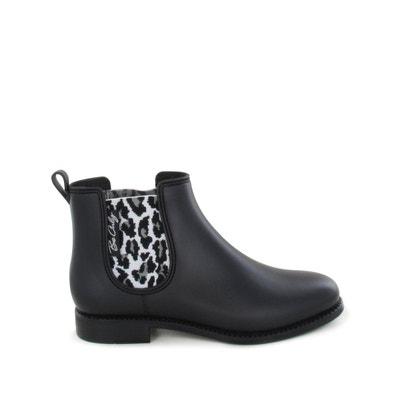 Bottes, boots de pluie femme en solde   La Redoute