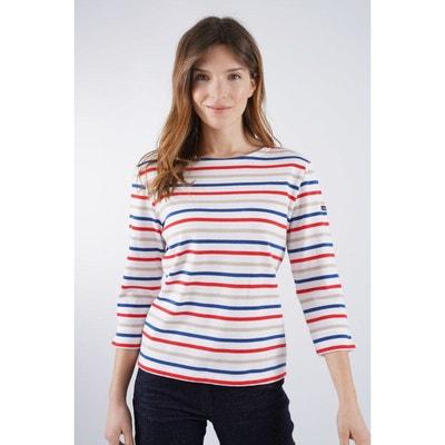 Marini/ère Etel H/éritage T-Shirt Femme Armor Lux