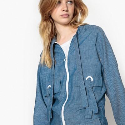 brand new 80500 74959 Jeansjacke Damen online shoppen | La Redoute